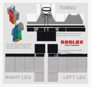 Roblox Template Pants Shorts