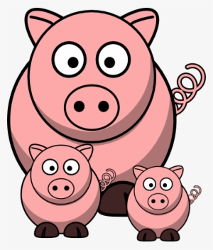 Clip Art Free Library Baby Pig Clipart Pig Clip Art Transparent Png 504x593 Free Download On Nicepng