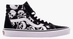 Sk8-hi Reissue 'skulls' - Vans High Top