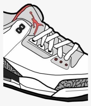 db8abf3200d1c7 Air Jordan Shoe Drawings Air Jordan Sneaker Clipart - Jordan Shoe Clipart.  PNG