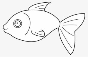 Koi Fish Clipart Black And White