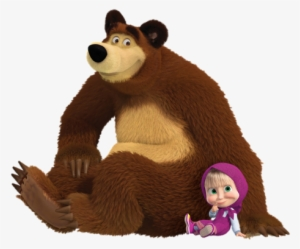 Masha And The Bear Png Download Transparent Masha And The Bear Png