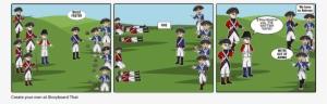 The Battle Of Bunker Hill Cartoon Battle Of Bunker Hill Cartoon