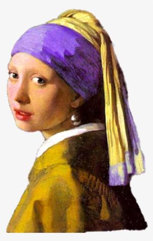 La Joven De La Perla - Mauritshuis Transparent PNG - 314x400 - Free  Download on NicePNG