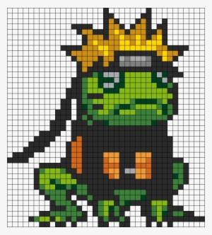 Sad Frog Pixel Art Transparent Png 410x400 Free Download On