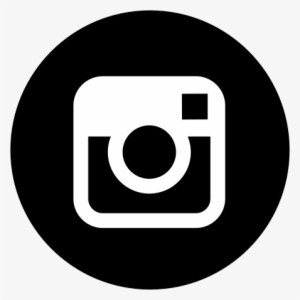Nl Linkedin Icon Png Round Black Instagram Icon Png Transparent Png 446x446 Free Download On Nicepng