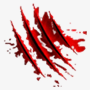 Red Scratches Png Roblox Scratch T Shirt Transparent Png