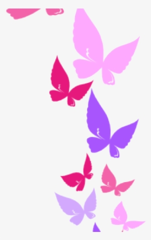 Rainbow Butterfly Clipart Border Rainbow Butterfly Png Free Transparent Png 640x480 Free Download On Nicepng