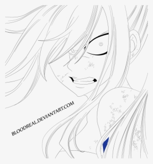 Fairy Tail 316 Erza Scarlet Line Art Transparent Png 862x928 Free Download On Nicepng Adieux fairy tail je reviendrais. fairy tail 316 erza scarlet line art