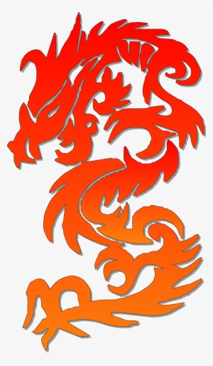 chinese dragon page new year border chinese dragon logo png