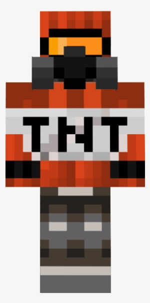Minecraft Tnt Wallpaper The Minecraft Skins Tnt Boy Transparent Png 307x635 Free Download On Nicepng