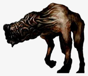 Silent Hill Wiki Silent Hill 1 Dogs Transparent Png 500x435