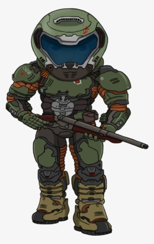 Doomguy Png Download Transparent Doomguy Png Images For Free
