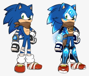 Sonic Boom Favourites By Emikodo On Deviantart Jpg Uncle Chuck The Hedgehog Transparent Png 1330x1135 Free Download On Nicepng