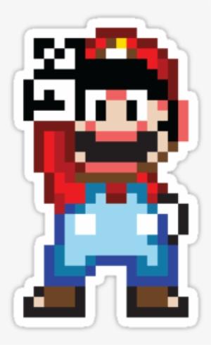 Mario Pixel Png Download Transparent Mario Pixel Png