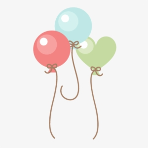 Balloon cute. Clipart png download transparent