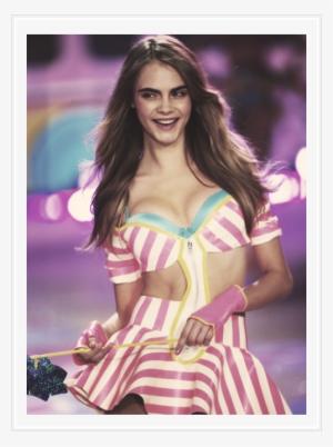 Cara Delevingne Model And Victoria S Secret Image Model