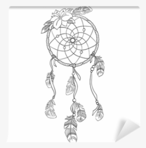Dream Catcher Coloring Page #282   Dream catcher coloring pages ...   304x300