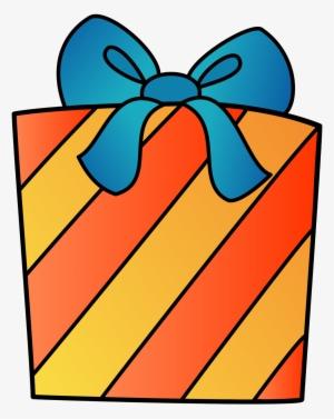 Gift Clipart Birthday Present