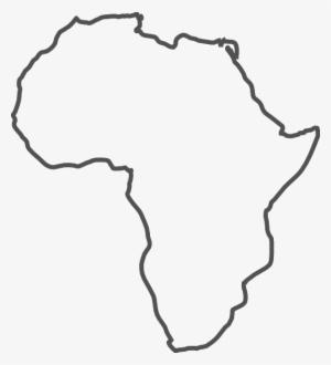 Outline Africa Map Png.Africa Outline Png Download Transparent Africa Outline Png