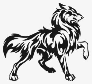 Top 10 Animal Tribal Samples Tattoos 1 - Native Americans Art Wolves ...