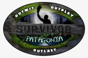 Survivor Patagonia Survivor Logo Template Transparent Png