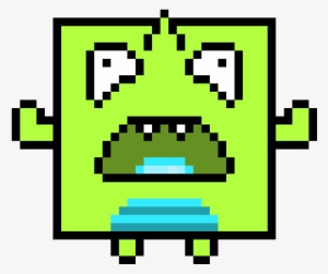 Geometry Dash Icon Coloring Pages Geometry Dash Rocket