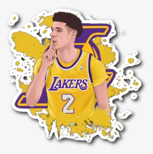 25 transparent png of lonzo ball