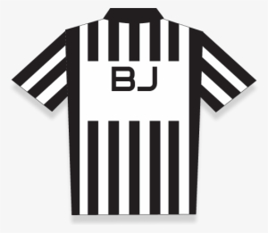 158d91683 Hover Over An Official s Position To Learn About Their - Nfl Referee Shirt.  PNG