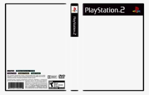 Ps3 Spine Png Vector Free Download Ps2 Games Cover Template