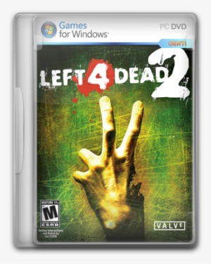 Left 4 Dead 2 Png Transparent Png 600x250 Free Download On Nicepng