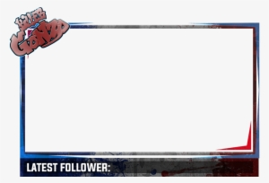 Twitch Overlay PNG & Download Transparent Twitch Overlay PNG