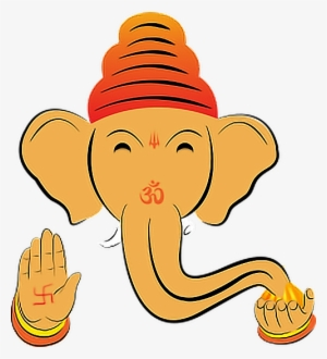 Ganpati Bapa Moriya Text Png - Ganesh Chaturthi Chya ... Vadhdivas Chya Hardik Shubhechha Hd