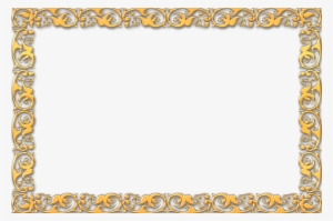 Golden Frame With Ornaments In Gold For Pictures Or Mirror Royalty Free  Cliparts, Vectors, And Stock Illustration. Image 63387108.