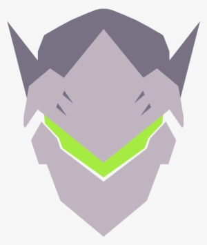 261 2615638 genji transparent dragon wallpaper overwatch genji icon spray