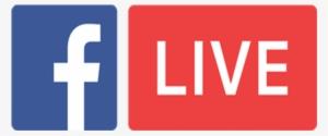 Facebook Comenzará A Transmitir En Vivo Los Partidos - Facebook Live Logo  2018 Transparent PNG - 950x480 - Free Download on NicePNG