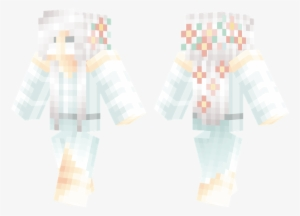 Galaxi Ghost Girl Creepy Skins For Minecraft Pe Girl Transparent Png 528x418 Free Download On Nicepng