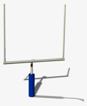 Whereas The Artist Drew Football Goal Posts Football Goal Post Png Transparent Png 392x400 Free Download On Nicepng