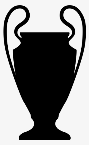 Champions League Trophy Vector Uefa Champions ...