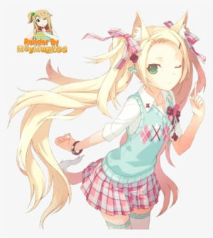 Cute Anime Girl Png Download Transparent Cute Anime Girl Png