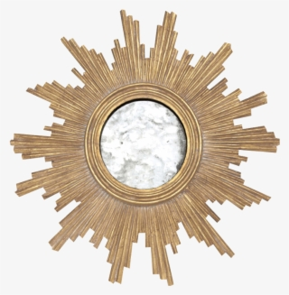 Versailles Gold Leafed Handcarved Mirror Worlds Away Hand Carved Accent Mirror Transparent Png 442x442 Free Download On Nicepng