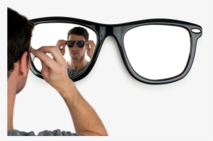 0636a61adef Looking Good Sunglasses Mirror - Thabto Looking Good Sunglasses Mirror. PNG