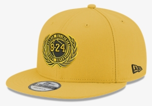sneakers for cheap ff3a3 4fad8 Kobe Bryant 9fifty Gold Retirement Patch Snapback Cap - Kobe 8 24 Cap