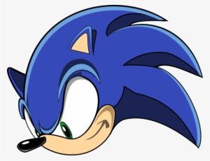 head sonic the hedgehog logo png