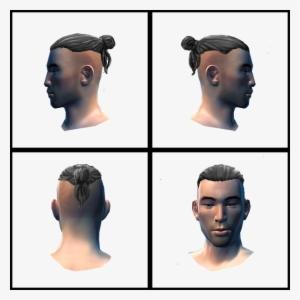 Männern zopf bei Zopf Haare