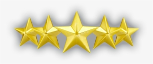 Image result for five stars png small