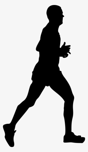 Runner Silhouette PNG & Download Transparent Runner ...