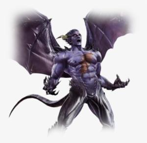 tekken blood vengeance devil kazuya