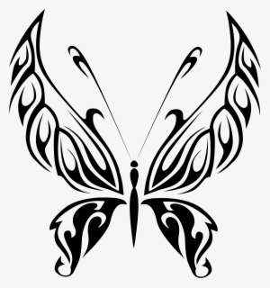 Pink Butterfly Clipart Png Pink Flower Clipart Transparent Png