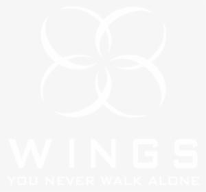364 3640601 bts wings wallpaper hd ps4 logo white transparent